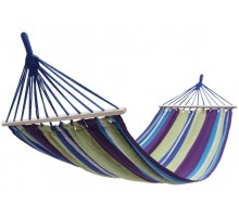 Гамак KingCamp Canvas Hammock Purple/yellow (KG3762/42 purple/yellow)