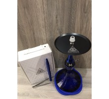 Кальян Alpha Hookah Model X Синий (351530)