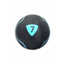 Медбол Livepro SOLID MEDICINE BALL LP8110-7 черный 7кг